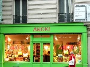 パリで買付2